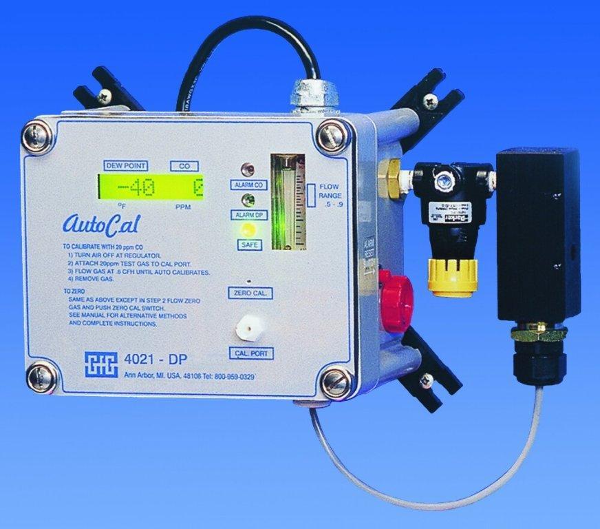Dew Point and Carbon Monoxide Monitors