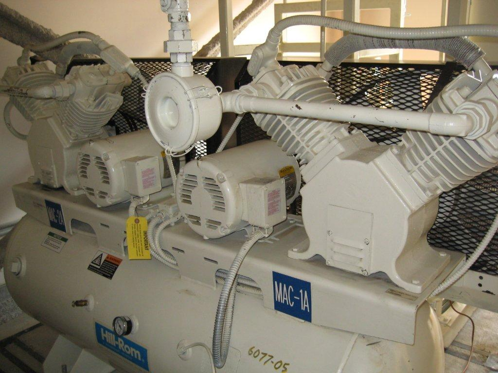 Hospital Medical Air Compressor