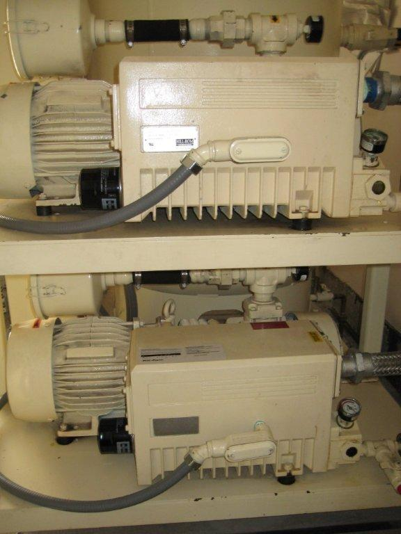 Busch Duplex Medical Vacuum Pump